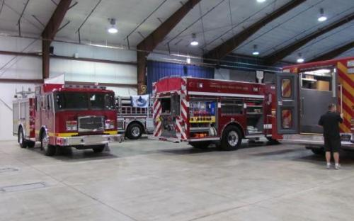 2011 Fire Service Expo