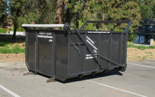 Refuse Container